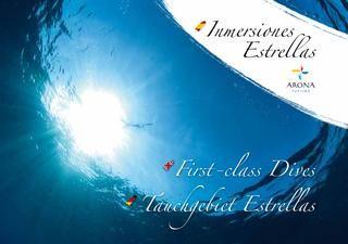 Diving in Tenerife Brochure