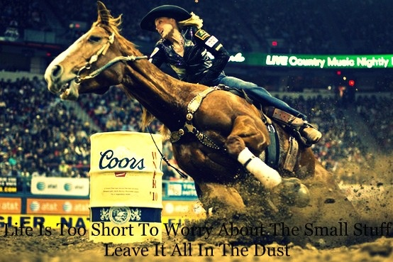 .Rodeo life and my future
