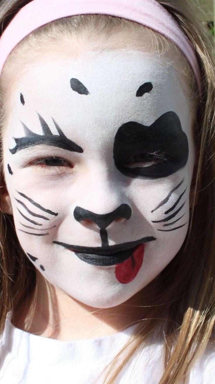 Makeup in 2020 Face painting, Face, Halloween face makeup
