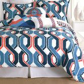 Found it at AllModern - Coastline Ikat Duvet Cover Collection
