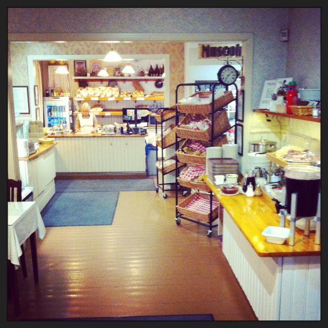 Amuri workers' museum cafe, Tampere. #tampereblog #tampereallbright