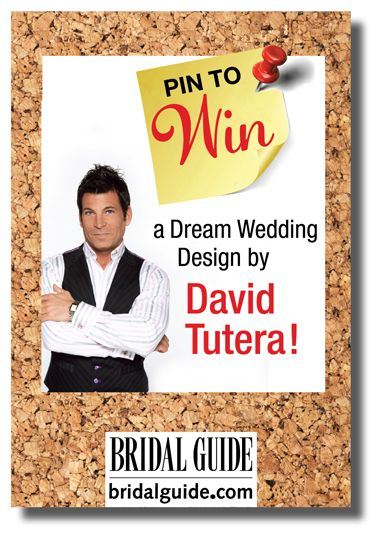 Lol: Design Contest, Davidtutera, David Tutera, Dreams Wedding, Wedding Design, New Pin, Guide Dreams, Dreams Coming True, Bridal Guide