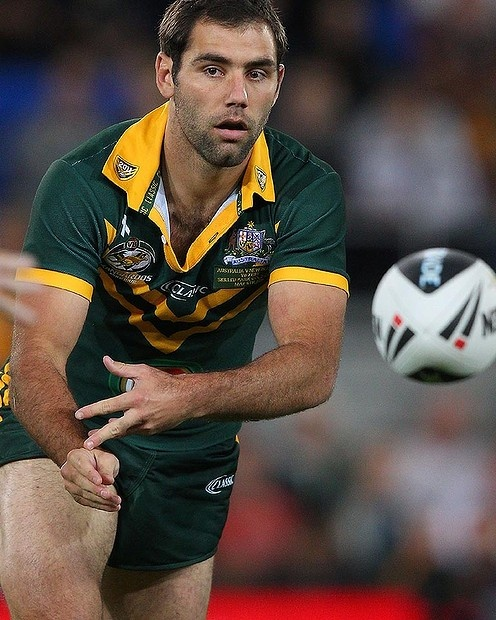9. Cameron Smith- The squad of 18 to face New Zealand in the Anzac Test #NRL