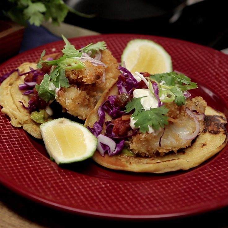 Try to make Erwan's Socca Fish Tacos, super easy and delicious.