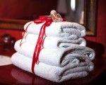 Πετσέτες AslanisHome -Πεννιέ, Hotel-Yachting  aslanishome Λευκά Είδη