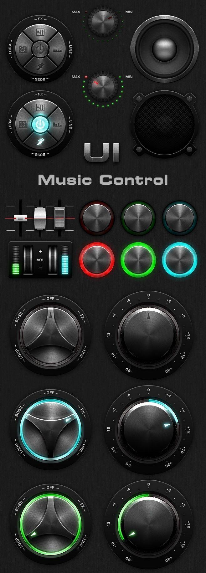 Music_Control_UI