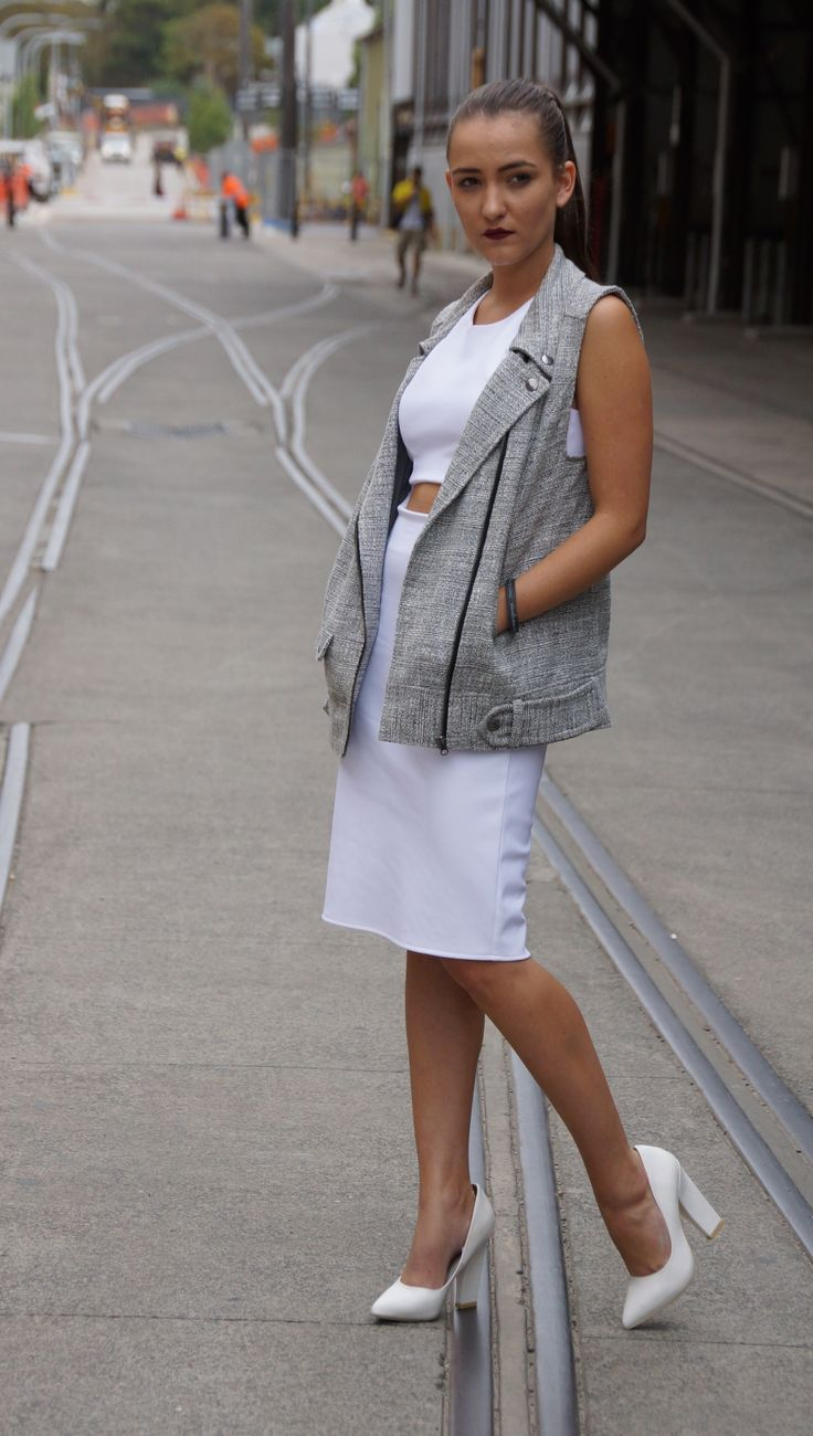 Direct from Mercedes-Benz Fashion Week Australia 2014 #MBFWA #streetstyle