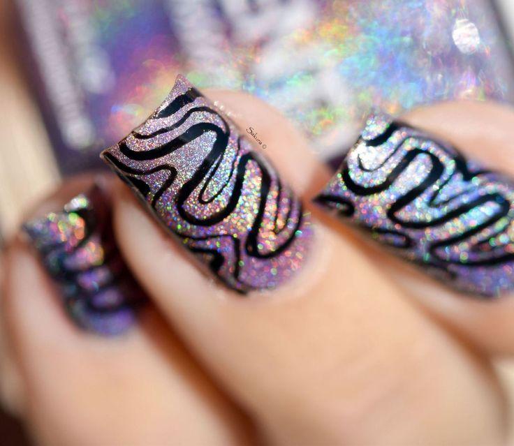 The 342 best Nail Art et Vernis des autres ! images on Pinterest
