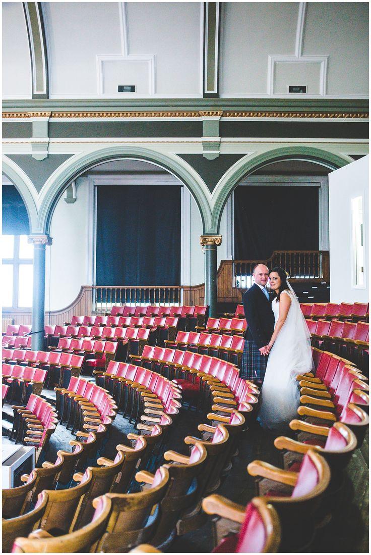 Susna & Dave. Central Hall, Edinburgh