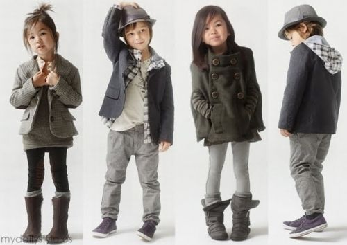 I'd definitely dress my kids like hipster AND preppy