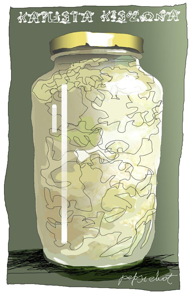 zakiś i skonsumuj, Joanna Kwach  #kiszonakapusta #probiotyki