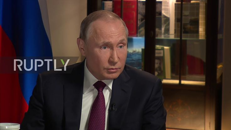Russia: Putin promises 'never' to extradite Russians indicted for 'meddl...