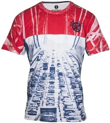 TRAFFIC TEE-FRONT