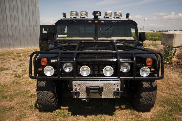 Tupac Shakur's, aka 2Pac, customized 1996 Hummer H1 Hardtop sold for $337,144 during the RR Auction. The lot was estimated at $100,000.