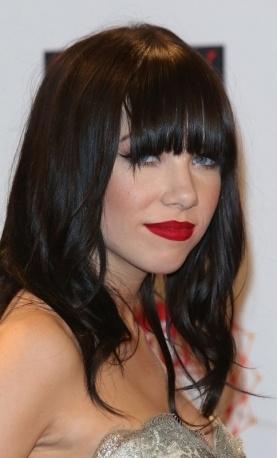 """Il rossetto rosso agli Mtv EMA 2012. A """"indossarlo"""" Carly Rae Jepsen, Rita Ora, Taylor Swift e Alicia Keys."""