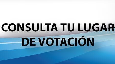 ONPE DONDE VOTAR ELECCIONES 2014: Consulte con DNI tu local de votación