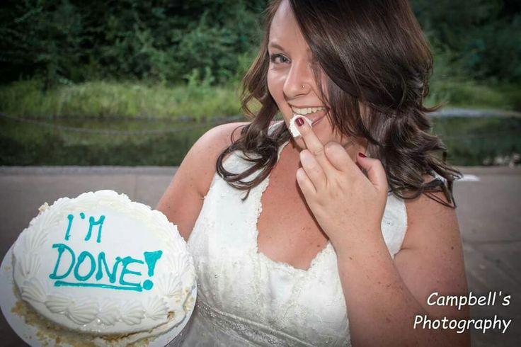Divorce party Photo shoot