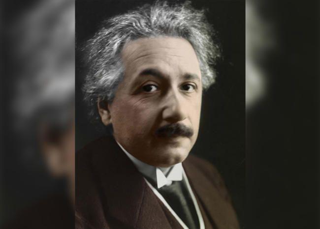 Sale a la luz la teoría de la felicidad escrita por Albert Einstein -- Albert Einstein - Foto: AFP