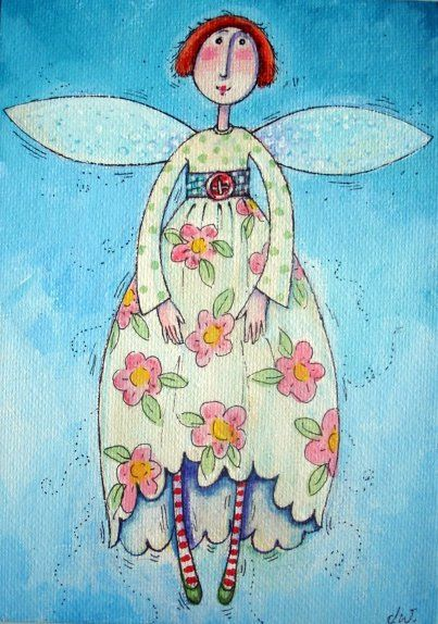 Illustration - by Joy Williams ~