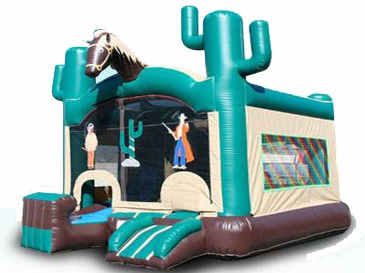 Buy cheap and high-quality Western Combo. On this product details page, you can find best and discount Inflatable Bouncers for sale in 365inflatable.com.au