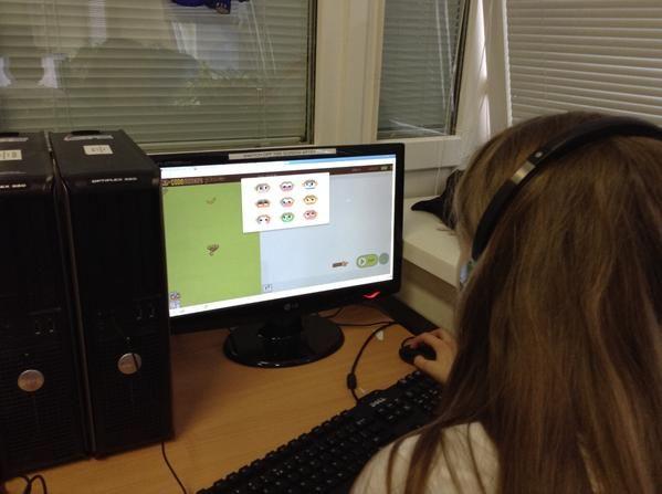 Global Classroom Hour Of Code activities