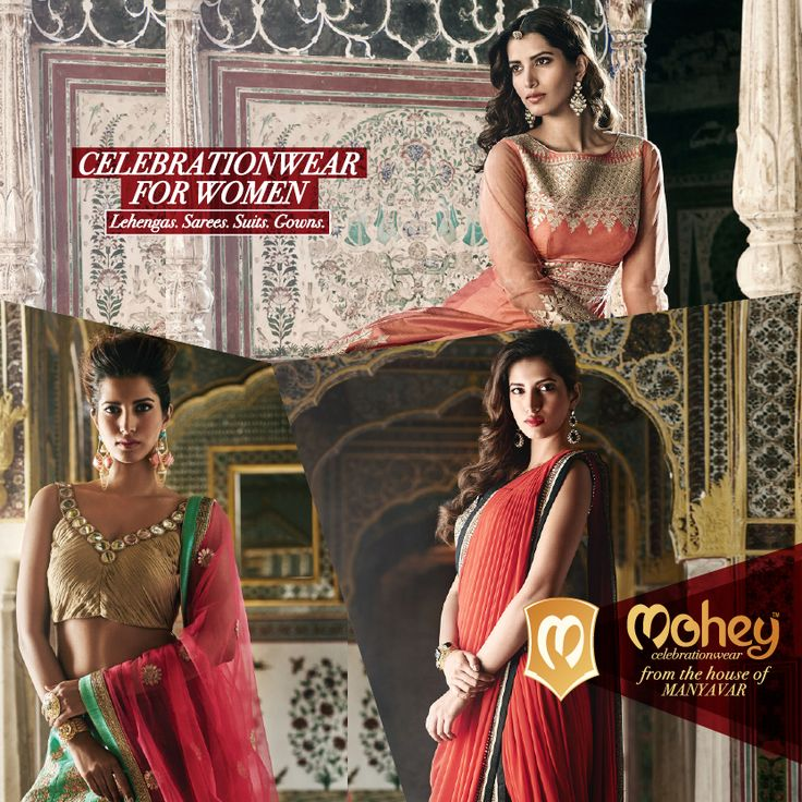 #Handpicked #Lehengas #Sarees #Suits #Gowns to #star at #fine #weddings - #CelebrationWear by #Manyavar