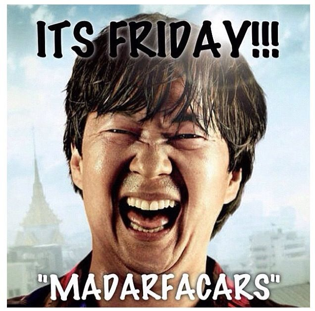 Its Friday Funny: Finally Friday !