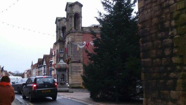 Morpeth Town Hall, Morpeth Northumberland