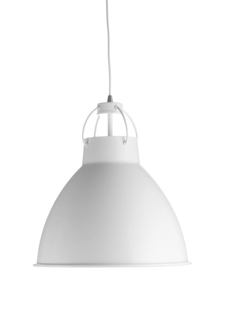 Hanglamp Deliving met metalen kap