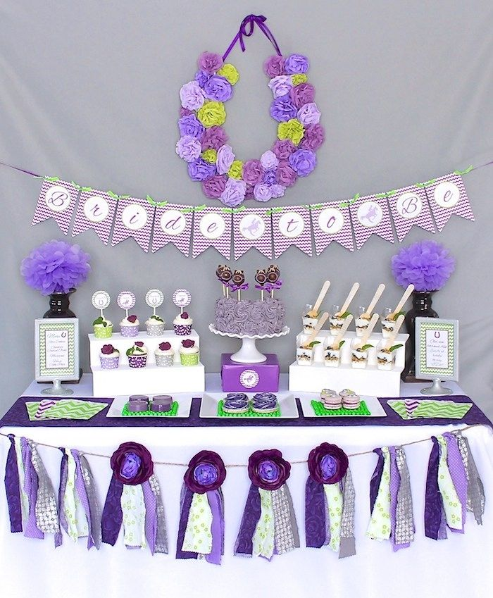 406 Best Images About Sweet Table On Pinterest