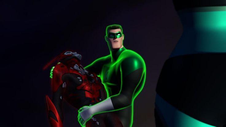Young Justice et Green Lantern TAS: Grand Final du 15 Mars | DCPlanet.fr