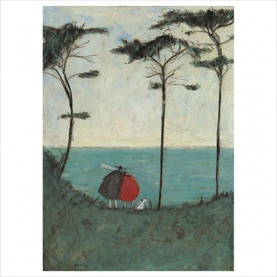 508 best i love sam toft my new family the mustards images on sam toft the view from love limited edition print m4hsunfo