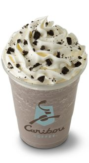 Snowdrift from Caribou Coffee