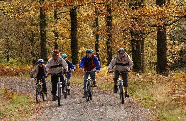 Family mountain-biking in Autumn !   Guardiagrele - Chieti (CH)