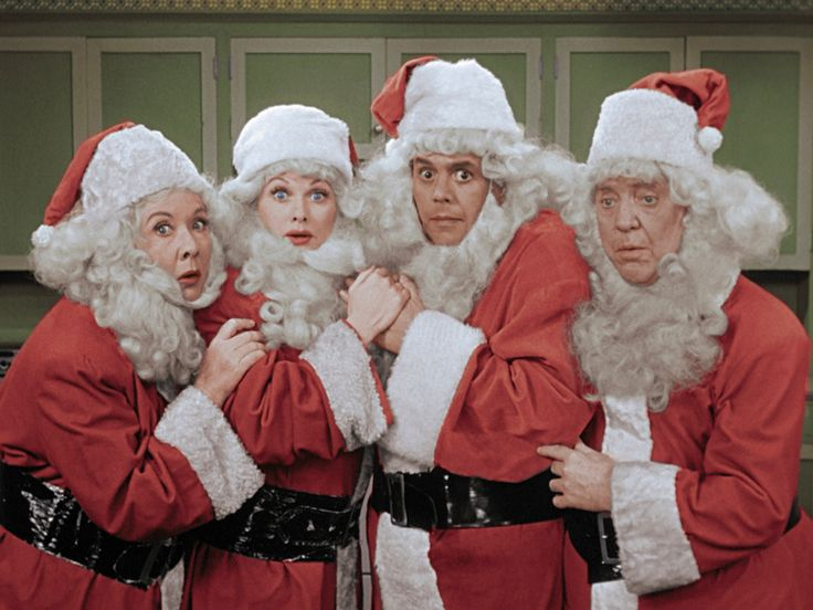 I Love Lucy - Christmas