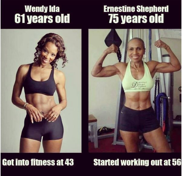 Wendy Ida | Earnestine Shepard