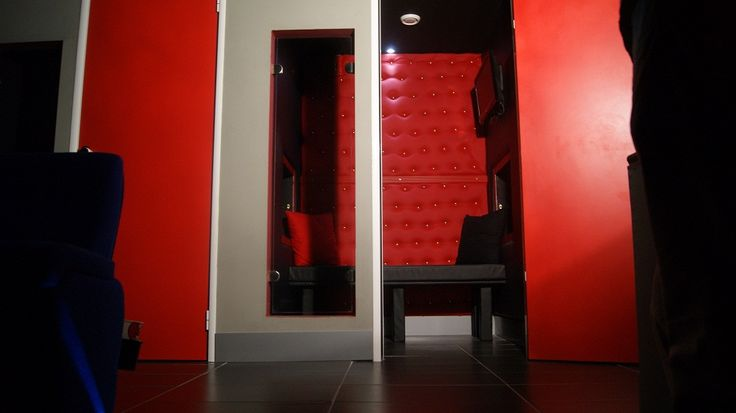 Private Projection Booth
