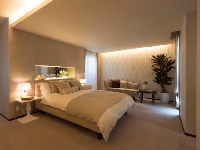 新築のモダンな寝室施工例3選!ホテルみたいなインテリア! | 家好きパパの新築ブログ