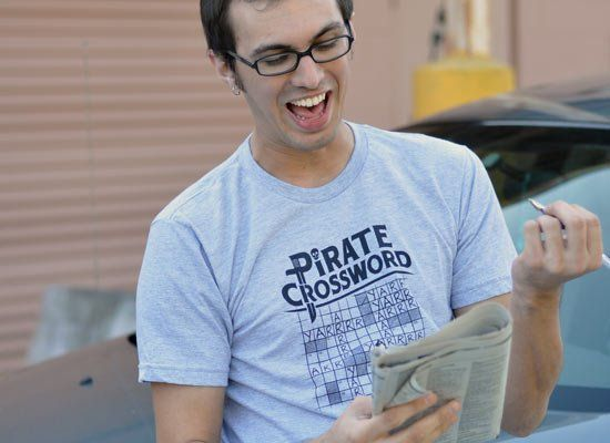 Pirate Crossword T-Shirt  sc 1 st  Pinterest & 14 best crosswords images on Pinterest | Crossword Crossword ... 25forcollege.com