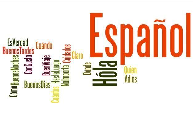mi clase de español está al final de la jornada el lunes trabajamos en nuestro proyectoy estudio