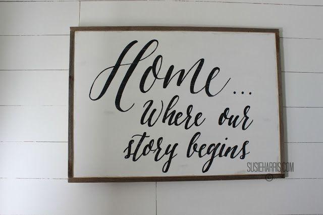 Susie Harris: Home.