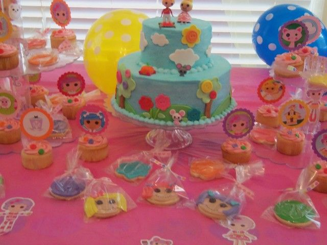 """Photo 10 of 12: Lala Loopsy / Birthday """"Bella's party"""" 