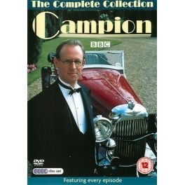 tv-drama - Campion - The Complete Collection