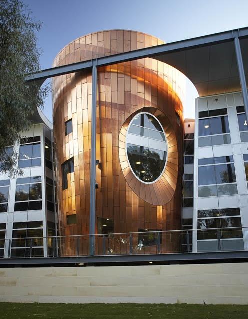 University of Western Australia Business School in Perth by Woods Bagot