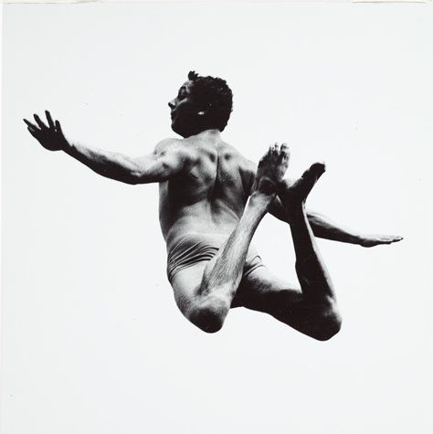 "Aaron Siskind, ""Terrors and Pleasures of Levitation"" (1961) 