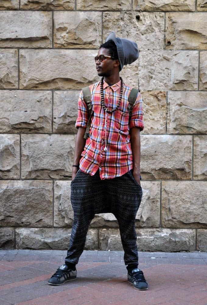 South African street style, fashion ...