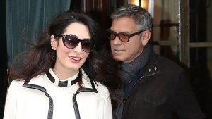 George Clooney Berang Anaknya di Foto
