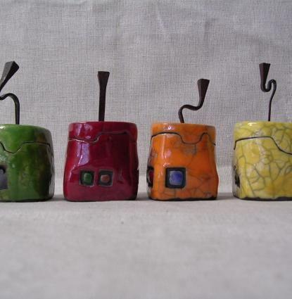 Céramique, raku et stage de poterie dans le Puy de Dôme (Auvergne)