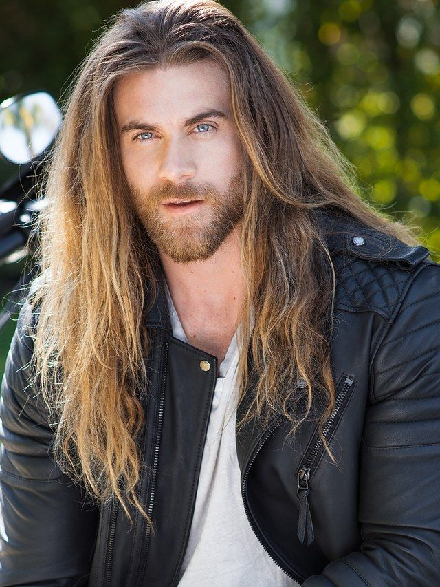 How To Take Better Care Of Your Beard Brock Ohurn Long Hair