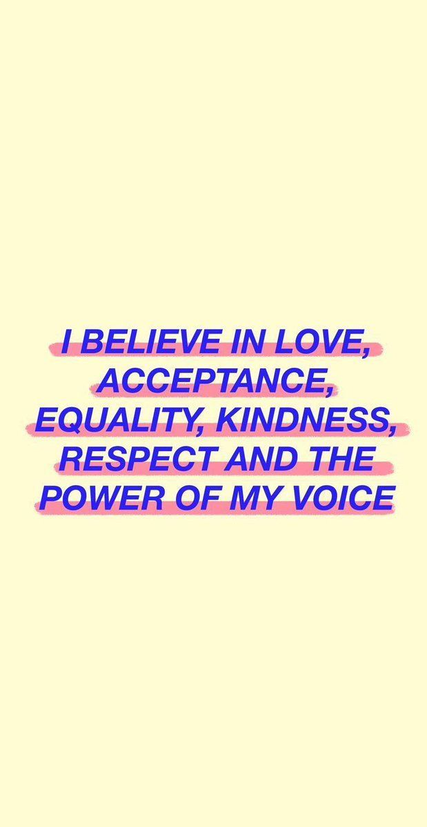 Miki On Twitter Feminist Quotes Equality I Believe In Love